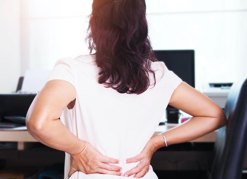 Proti bolesti chrbta s pomocou ergonómie